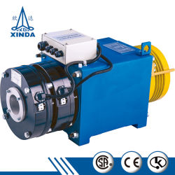 Permanent-Magnet Máquina Gearless síncrono para elevadores (WYJ140)