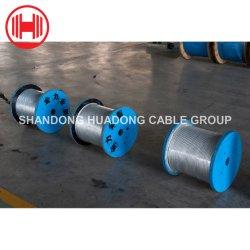 Galvanisierter Stahldraht-Strang und Aufhängedraht/Spanndraht