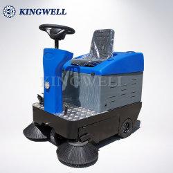 Kw-1050 Batería inteligente Smart Industrial montado piso vacío Sweeper