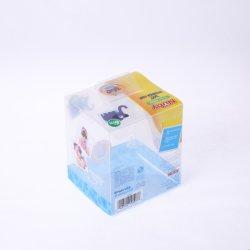 아기 젖병에게 플라스틱 공간 PVC 상자를 공급하는 재상할 수 있는 PP