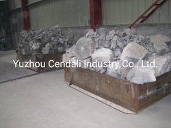 El corindón de color blanco óxido de aluminio fundido de alta pureza (WFA FEPA 99)