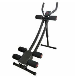 Plegado Inicio dispositivo formador muscular abdominal sentarse Junta Deportes Gimnasio ejercicio Bicicleta spinning