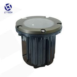Lt2202A 낮은 전압 조경 점화 Die-Cast Brass&PVC 좋은 가벼운 옥외 갑판 빛 야드 정원 안뜰 에서 지상 빛