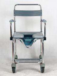 철 전기도금을 하는 Commode 의자