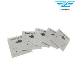 Venda por grosso de impressão das existências de materiais de PVC Jóias Cartões de oferta