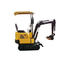 Intelligentes Geschäft 1 Tonnen-kleiner Exkavator-Minibaggerteile für Verkauf