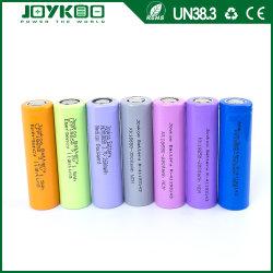 Oplaadbare 18650 3,7 V 1800 mAh/2000 mAh/2200 mAh/3000 mAh lithium-ionbatterij voor LED-zaklamp E-Scooter E-Bike batterijen voor kleine ventilatoren