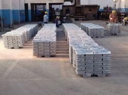 Commercio all'ingrosso lingotto di zinco puro 99.995% produzione fornitura di zinco metallico con Prezzo di fabbrica