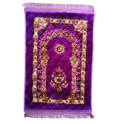 Granel Mesquita o Islão grossista Tapete de Oração de viagem com bússola Qibla Finder com bolso portátil de livreto oração muçulmanas de mat