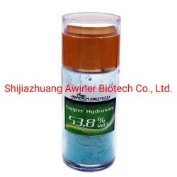 銅の水酸化物77%WpのAgrochemical非常に効果的な全身の殺菌剤