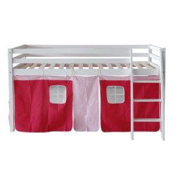 Midsleeper Cabin Bunk Bed용 핑크 텐트