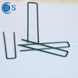Zaun heftet u-Typen Nagel-Stacheldraht für Geflügel-landwirtschaftliche Maschinen