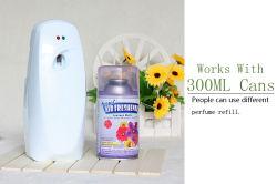 Erogatore elettronico della bevanda rinfrescante di aria di fragranza del profumo della parete del supporto della ricarica automatica elettronica dell'aerosol