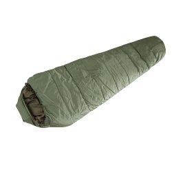 Custom военного режима сна Bag полиэстер PU покрытие 1.8kgs Hollowfiber открытый кемпинг армии Спальный мешок