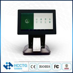 15.6 stampante termica doppia tutta di Windows 10 NFC dello schermo di tocco di pollice nei sistemi di una posizione da vendere (HM55W)