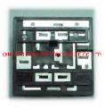 De productos electrónicos de alta calidad personalizado molde auricular Bluetooth cubierta de plástico piezas moldeadas por inyección