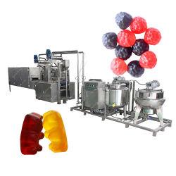 Fabbrica di produzione di caramelle di gelatina