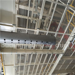 Condotto aria in tessuto non combustibile BD-F