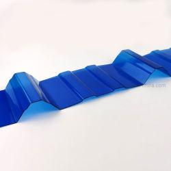 Polycarbonat gewelltes Wellen-Plastikdach-Blatt für Workhouse-Tageslicht-Dach