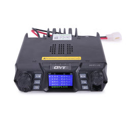Radio Mobile Qyt Kt-980Plus avec VHF UHF 75W 55W Qual Emetteur-récepteur mobile double bande d'affichage pour voiture