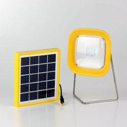 2021 práctica bombilla LED linterna solar lámpara de luz con USB para cargar móviles