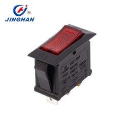 10Aロッカースイッチ熱オーバーロードの保護装置の電子回路ブレーカ