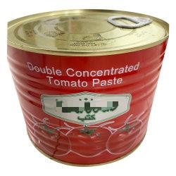 다양한 크기의 브릭스 28-30 준비된 토마토 토마토 소스 210g 토마토 소스 신선한 야채를 사용하십시오