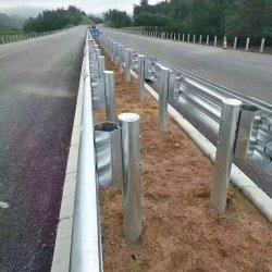Galvanizado en caliente a la autopista del guardarraíl/Barreras de seguridad del tráfico/Expressway Barandilla precio barato Venta caliente