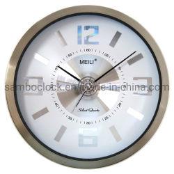 На заводе 10-дюймовый Modern Home декоративные металлические Настенные часы для продажи