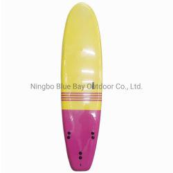 Bluebay Cina Commercio all'ingrosso 7′ EPS schiuma Soft Surf Board per Allenamento Surf