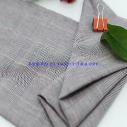 スーツのためのリネン綿の糸染められたファブリック、衣服