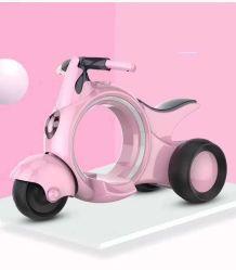 Los niños viajen en coche de la batería eléctrica moto con tres ruedas Cem-04
