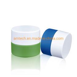 Prix raisonnable Emballage d'huile pot de verre emballages cosmétiques