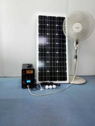 Uitrusting van het Comité van de Energie van de Macht van het Huis van de korting de Model50W 100W 150W 300W 500W Zonne met het Aansteken van Uitrustingen USB
