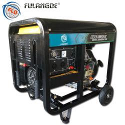 Home Use 5,5kW Einphasen-Diesel-Generator-Set zum Verkauf
