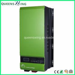 10000W 10kw para 48V DC AC 220V onda senoidal pura energia solar Carro Inversor da UPS para o Sistema Solar (QW-S12K48)