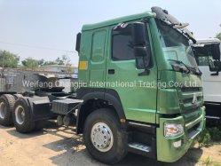 중국 대중적인 상표 싼 가격 광업을%s 양호한 상태 20 톤 30 톤 35 톤 6X4 사용된 트럭 트랙터