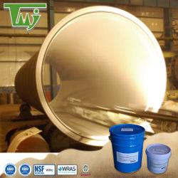 Revestimento de epóxi livre de solvente revestimentos para tubos de ferro transporte de água De-Salt Wb-108