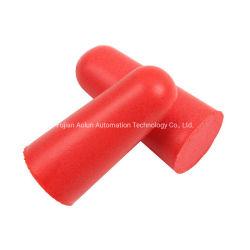 PUの泡の使い捨て可能な耳せんははね返された柔らかい耳プラグを遅らせる