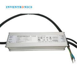 Inventronics 240W 250W Wasserdichter Konstantstrom-LED-Beleuchtungstreiber DC Stromversorgung