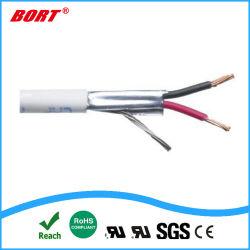 Низкое напряжение UL2835 с покрытием из ПВХ экранированный Awm медного кабеля