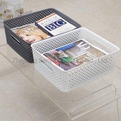 Home Servicio de lavandería baño suministros de almacenamiento de plástico de juguete de moda de la Cesta La cesta