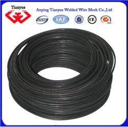 검은색 어닐드 와이어 트위스트 바인딩 와이어/강철 와이어/트위스트 와이어/철선 건설 건물