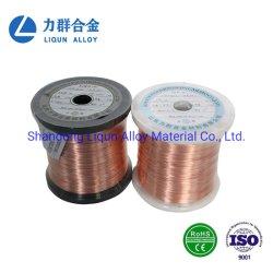 القطر: 0.3مم SPC SNC نحاسي نيكل 0.6 سلك تعويض المزدوجة الحرارية للكبل الكهربائي النهم (النوع K/N/J/T/E) / سلك امتداد HDMI نحاسي