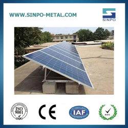 Dach-Montierungs-Lösungen für flaches Dach-photo-voltaisches Solarsystem
