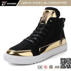 남성용 패션 플랫 힐 편안한 캐주얼 남성용 스포츠 스케이트보드 신발 EX-21s3012
