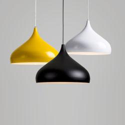 Comercio al por mayor de metal personalizados techo decorativo de interior de la luz colgante lámpara colgante lámpara colgante moderno