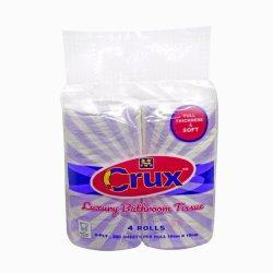 Toiletpapier van het Papieren zakdoekje Toielt van de Houtpulp van 100% het Maagdelijke Goedkope In het groot Bulk Zachte