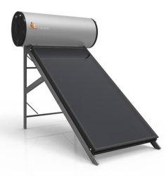 Pannello piatto da 150L collettore solare riscaldatore ad acqua solare in acciaio inox Serbatoio per tetto a falda