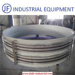 500-5000DN mm Joint de dilatation du métal de type rond